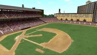 All-Star Baseball 2004 PCSX2 PS2 @ Baker Bowl 60fps