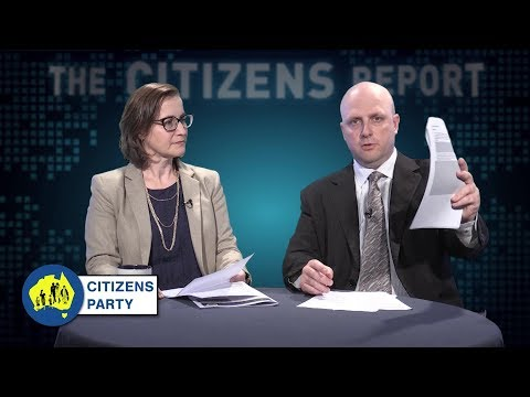 7 Nov. 2019 – Citizens Report - Cash Ban Blowback As Treasury Suppresses Dissent / Re-regulate Dairy