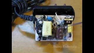 Ремонт блока питания от роутера(Как отремонтировать блок питания от роутера D-Link (очень часто причиной выхода из строя роутера является..., 2013-02-15T21:46:26.000Z)