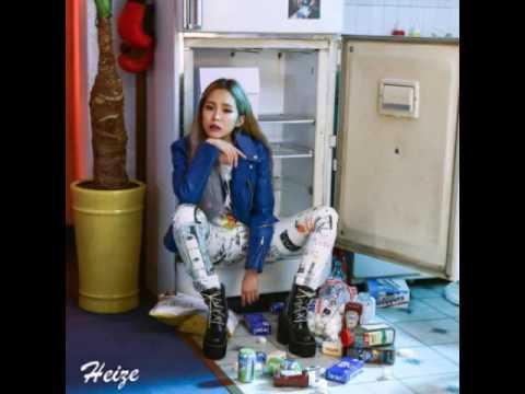 헤이즈 Heize - Shut Up and Groove (feat. Dean)(audio)