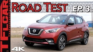 Is The 2019 Nissan Kicks The Slowest Car We've Tested? Tfl Road Test Ep. 3