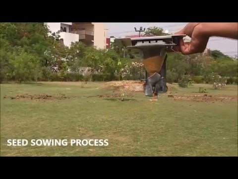 SEED SOWING DRONE