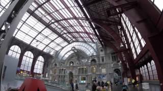 Antwerp Urban Trail 2015