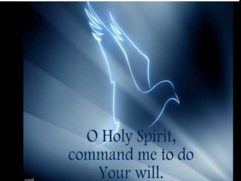 DAY 7 - NOVENA TO THE HOLY SPIRIT