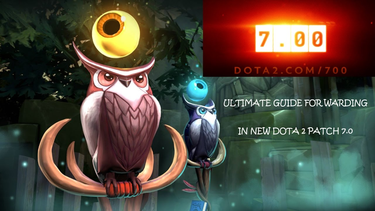 dota 2 ultimate guide for placing wards in new patch 7 0 youtube
