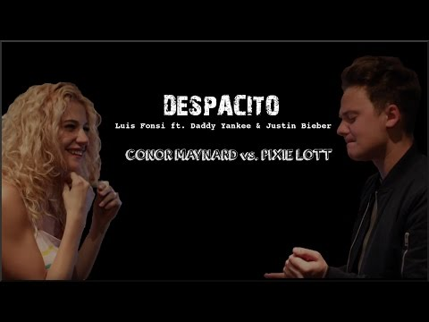 Lyrics: Luis Fonsi - Despacito ft. Daddy Yankee & Justin Bieber (Conor Maynard vs Pixie Lott)
