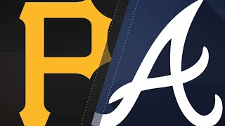 Acuna Jr. leads Braves to a 5-1 win over Bucs: 9/2/18