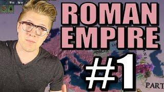 Europa Universalis 4 [Extended Timeline Mod] Roman Empire - Part 1