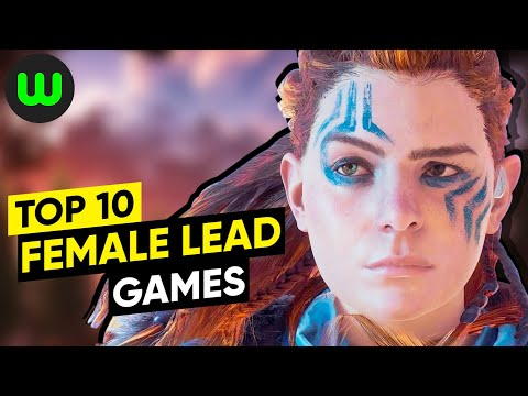 Top 10 Games With Female Leads (2015 To 2020) | Whatoplay