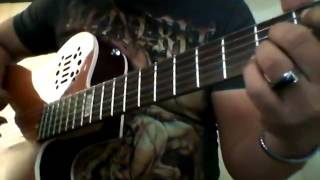 Killing Me Softly With His Song - FUGEES - Guitar Classic By Mr. Jusac Pare