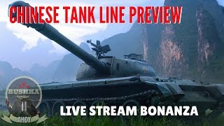 CHINESE TANKS LIVE STREAM PATCH 4.6 GG WORLD OF TANKS BLITZ