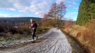 Kielder Winter 10 2018 Race Video