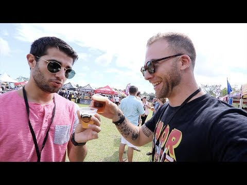 GROVETOBERFEST, The LARGEST Craft Beer Festival In Florida | Miami, Florida
