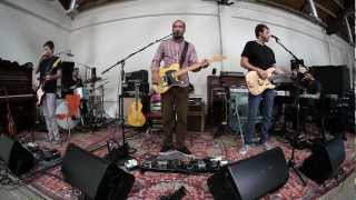 Ben Harper - Spilling Faith (2012 Summer Tour Rehearsal live at the Machine Shop)