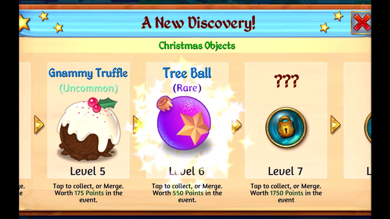 Merge Dragons Christmas Event 2020 Merge Dragons   Christmas Event Part 3 iOS Gameplay   YouTube