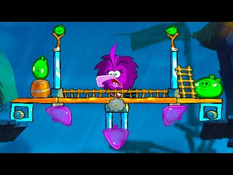 Angry Birds 2 BOSS ZETA (King Pig Panic) Gameplay Walkthrough Part 684