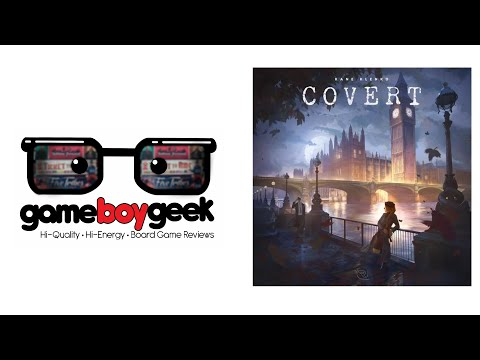 Covert Review with the Game Boy Geek