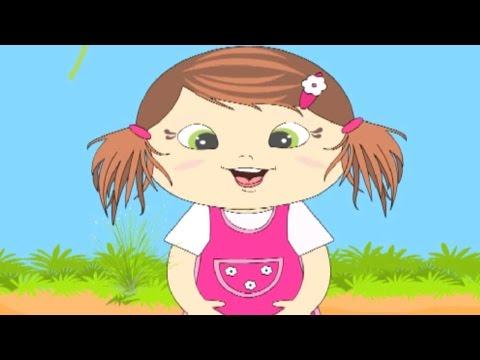 God Made Me Nursery Rhyme - Animated Songs for Children