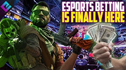 Esports Betting is HERE NOW and Means Big Things