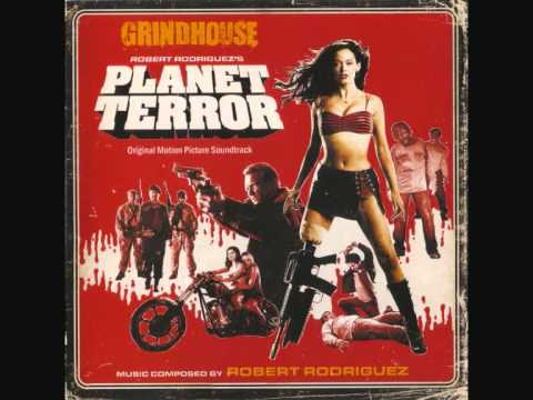 The grindhouse blues - Robert Rodriguez (Planet Terror soundtrack)