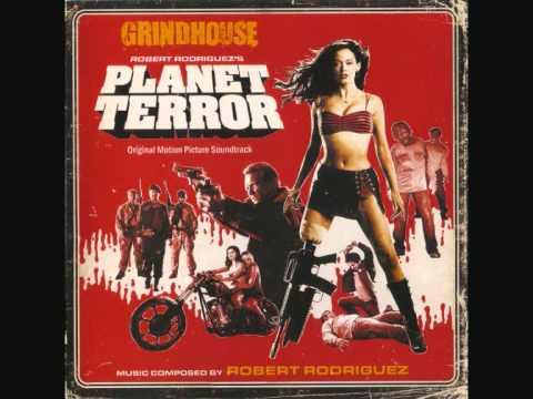 The grindhouse blues - Robert Rodriguez (Planet Terror soundtrack)