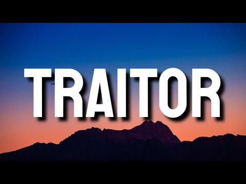 Olivia Rodrigo – traitor (Lyrics)
