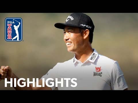 Kevin Na shoots 5-under 65 | Round 4 | Sony Open | 2021