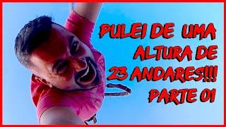 DEU BOM RADICAL | SALTO DE BUNGEE JUMP | PARTE 1