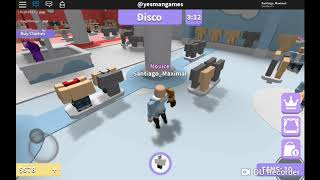 He screwed up on the Roblox dance-off stage😣!!