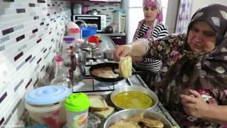 Yumurtalı ekmek nasıl yapılır