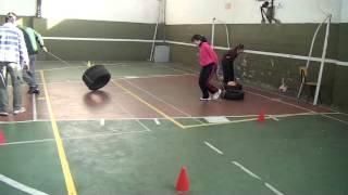 Proyecto Deportivo Especial Despertar - Desarrollo de las cualidades fisicas