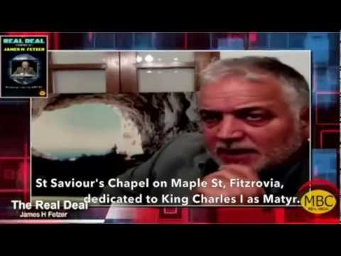 Hallett Report 8: Finding Jesus' Graves … challenges the Flat Lie Royals