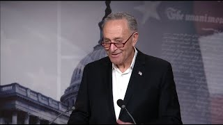 Schumer speaks about midterm election results