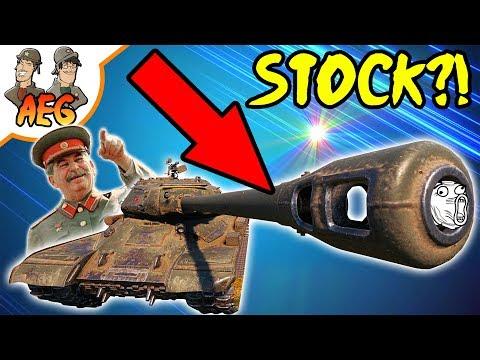STOCK IS-4!