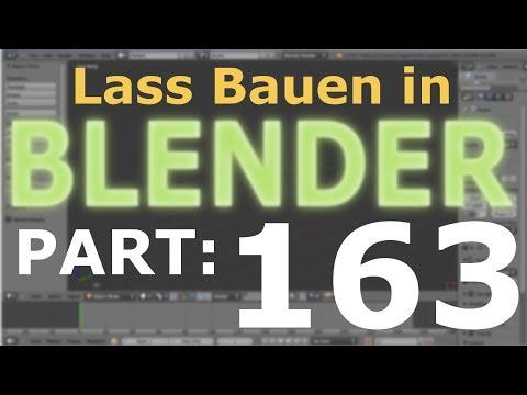 Lass´ Bauen in Blender #163 [Deutsch HD] Speisekarteninformationsanzeigentabelle