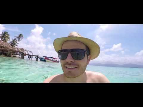 GoPro HD - Panama - San Blas - 2016