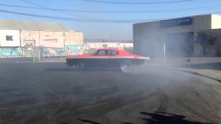 ss shaun swangin his 1970 procharged chevelle pt 2