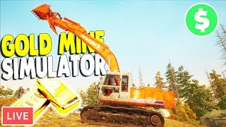 Mining for More GOLD with New Equipment & Mining Crew | Gold Rush The Game Gameplay