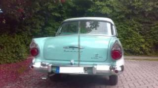 Ford Taunus 17m P2 de Luxe 1960