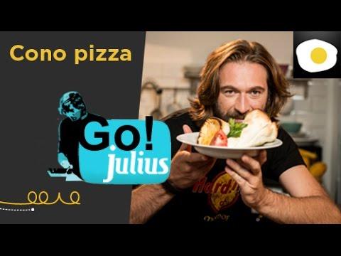C Cocina Julius | Cono Pizza Go Julius Recetas Sencillas Youtube