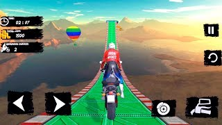 Impossible Bike Race: Racing Game 2019 - Bike Driving on Stairs