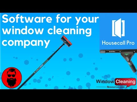 Software For Your Window Cleaning Company