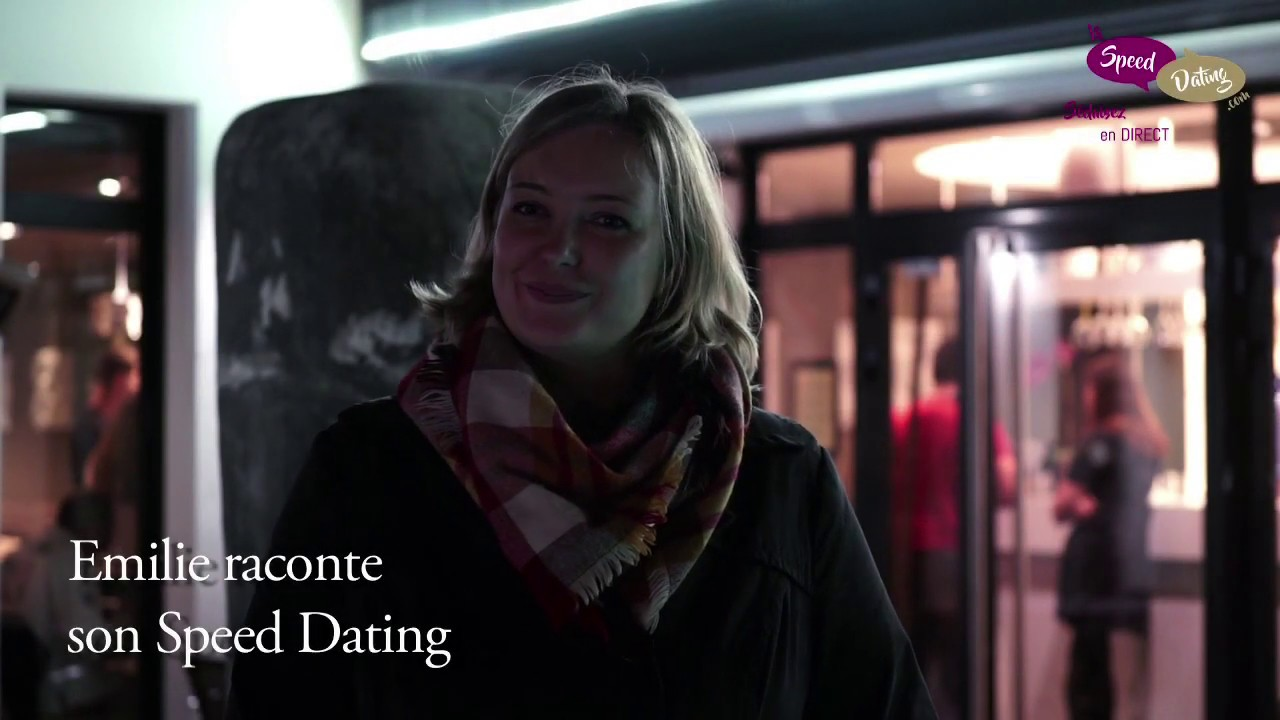 J'ai testé le speed-dating : mes impressions