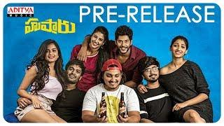 Hushaaru Pre Release Event || Sree Harsha Konuganti || Bekkem Venu Gopal