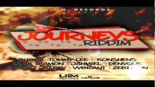 Journeys Riddim MIX[October 2012] - UIM Records