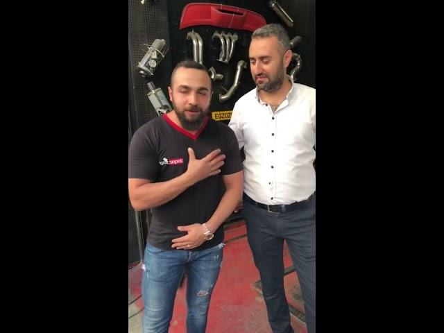 MERCEDES CLA 200 AMG KUMANDALI VAREX EGZOZ SESİ