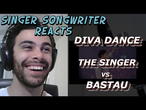The Diva Dance Dimash  Singer Songwriter Reacts  &39;The Singer&39; vs Bastau