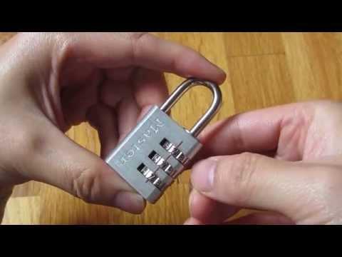 Combination Lock Brinks Doovi