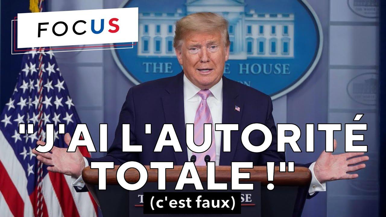 Quels Pouvoirs a Le Président des USA ? - FOCUS on... Le Gouvernement Américain