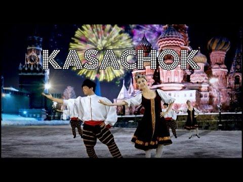 Kasachok - Danzas del Mundo